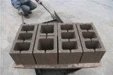 Kleine Ziegeleimaschine/6 Zoll Höhlung-Block, diemaschine herstellen