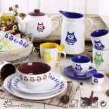 Tazze di ceramica poco costose del gres