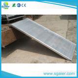 Rampe pratiche di alluminio, rampe pratiche del camion, rampe pratiche pieganti