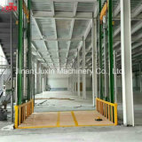 Best Selling pesados de mercadorias venda quente elevador hidráulico de carga para armazém com preço de fábrica