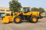 La machinerie de construction Sdlg Chargeur sur roues de 5 tonne (LQ956)