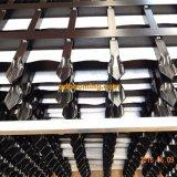 Cercado comercial superior del acoplamiento del encadenamiento de la cerca de la lanza