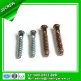Flache Hex Möbel-Hauptschrauben der Kontaktbuchse-M8 für Betten, Möbel-Schrauben
