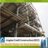 Fabricación de acero estructura Multi-Storey edificio de oficinas
