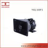 диктор сирены полиций микрофона усилителя 100W громкий (YSQ-100F1)