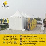 Немецкий конструированный напольный шатер Gazebo случая для сбывания (hy263b)