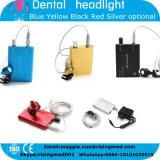 Lupa-Candice binocular médica cirúrgica do dentista opcional dental médico da lâmpada do farol da aplicação