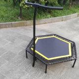 Com pega Rebounder trampolim profissional