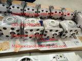 Originales de Komatsu WA500-3/WA550t-3 Cargador de ruedas Bomba, Bomba de engranajes de la Energía Hidráulica: 705-52-30490 piezas de repuesto