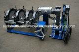 Machine de soudure par fusion du bout Sud250mz-4 pour la pipe de PE