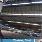 Катушка Dx51d+Z покрынная цинком гальванизированная стальная для толя