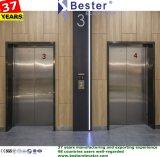 Todos os padrões de Bester terminam o elevador como por o código 84281010 de En81 HS