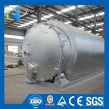 Machine van het Recycling van de Band van de Distillatie van de Olie van de pyrolyse de Machine Gebruikte