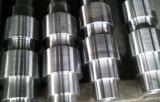 CNC maschinell bearbeitete legierter Stahl-tetragonale hohle Welle