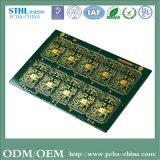 PCB transparente de 6 Pinos do conector RJ45 de PCB 1194V0 fabricante da placa PCB