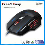 Nuovo 7D Ergonomic Gaming Mouse con Fire Button