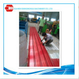 Hoja de acero galvanizada revestida en bobinas