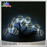 2015 New Hot Sale Decoração de Natal Light Holiday Light LED Luz de Cadeia Solar com Forma de Coração Encantadora / Forma de Coração Fairy String Lights
