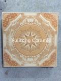 Azulejo de suelo barato esmaltado de cerámica de la mirada de madera