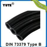 DIN73379 유형 B NBR 면 Overbraided 연료 호스