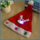 De Giften van de Decoratie van Kerstmis van de Hoed van de Partij van de Hoed van Kerstmis van de LEIDENE Hoed van de Kerstman