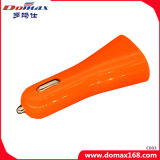 Передвижной заряжатель автомобиля перемещения переходники силы USB сотового телефона 2
