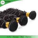 Малайзийский глубокой человеческие волосы путать волос волны свободно выровнянные надкожицей