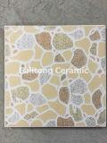 La relevación grabó los azulejos de suelo esmaltados de la pared para el tocador