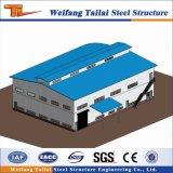 Struttura prefabbricata Workdshop del blocco per grafici d'acciaio di fabbricazione della Cina
