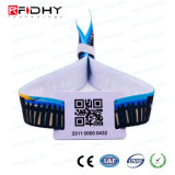 Bracelet RFID de code à barres Multi-Color tissé