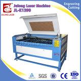 Venta caliente PMMA de alta precisión de la máquina de corte por láser grabador láser en acrílico y el cortador
