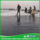 Revestimiento impermeabilizante de poliuretano a base de agua para el techo