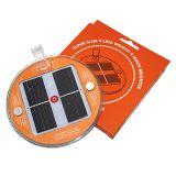 Свет погодостойкmGs плоского непредвиденный магнита светильника 10LED электрофонаря солнечный