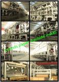 máquina de papel de la fabricación de papel del trazador de líneas de Kraft de la máquina de la bolsa de papel de 2400m m que estría