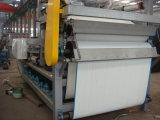 Riemen-Vakuumfilter, Vakuumriemen-Ordner-Maschine für die Gips-Entwässerung