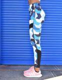 يطبع طويلة نظام يوغا [كلوتس] لباس داخليّ [لغّينغس] (3066)
