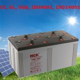 Cycle profond Batteries Solar Systems 12V Solar Battery Solar Panels