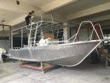 30FT de Vissersboten van het Aluminium van de Console van het centrum