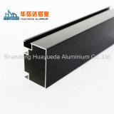 Profil en aluminium d'extrusion de guichet et d'aluminium du profil 6063 de porte