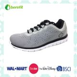 Casual Shoes dos homens com Cotton Fabric Upper e Mo Sole (MBE-01)