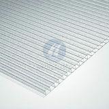 Polycarbonate di cristallo Hollow Sheet per Decoration