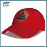 Unstrukturierte Stickerei-Baseball-Hut-kundenspezifische Hysteresen-Baseballmütze