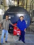 Gas natural Combustible // GLP / Heavy caldera de vapor de petróleo con el servicio de todo el mundo