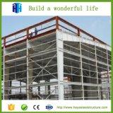 Petits plans préfabriqués de construction de bâtiments de Chambre de structure de bâti en acier