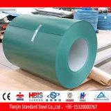 Farbe beschichteter Gi-Stahl umwickelt Dx51d PET 307 Z150