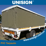 Anti-UV Coated bâche pour camion Cover