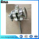 Qualitäts-Schlussteil-Teil-materieller Behälter-Torsion-Stahlverschluß