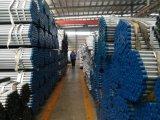 Materiale d'acciaio Pre-Galvanizzato del tubo Q235/Q345 per il fornitore della Cina di progetti di costruzione
