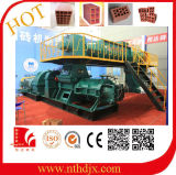 Extrudeuse à vide Clay Brick Soil Brick Machinery