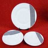 Les plaques de dîner élégant chargeur de plaque de gros